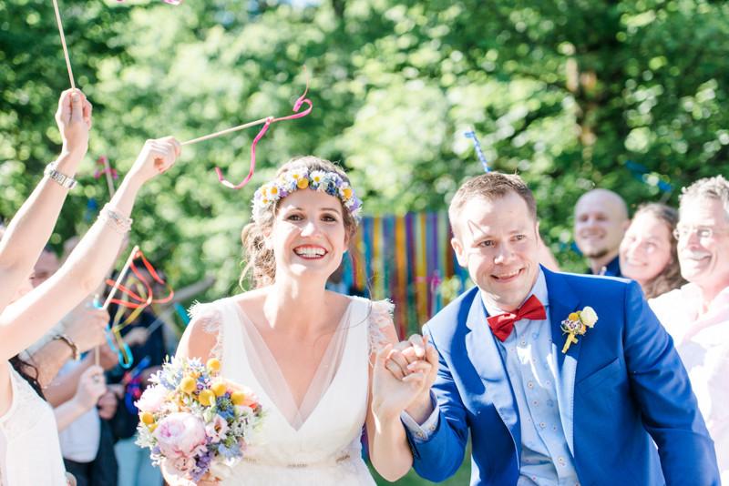 DIY Boho Hochzeitstraum