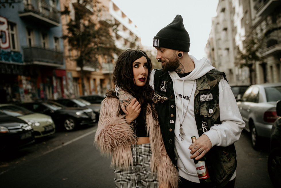 Couple Lovestory Berlin Friedrichshain-9