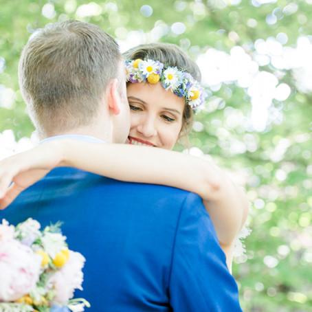 Boho Hochzeitstraum in München - Celine & Matthias