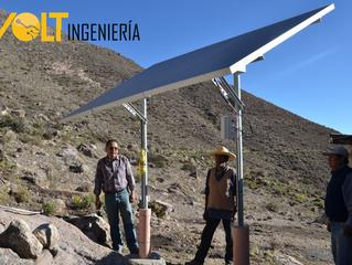 Paneles Solares para lugares donde no hay Electricidad