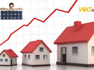 ¿Celdas Solares aumentan el valor de un inmueble?