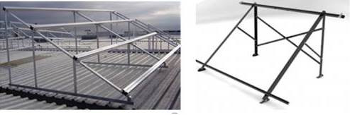 Estructura para Paneles Solares