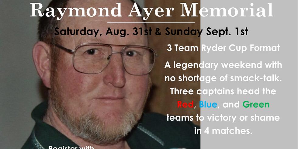 The Raymond Ayer Memorial