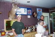 Tim, Tom, Ruth at Bar