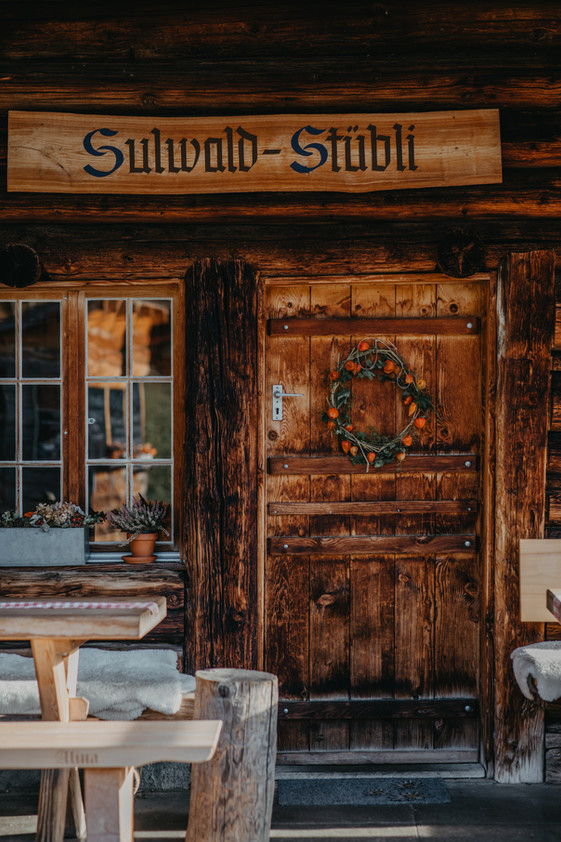 Sulwald Stübli