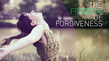 "The ""F"" Word.  It's time to forgive."