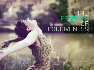 """The """"F"""" Word.  It's time to forgive."""