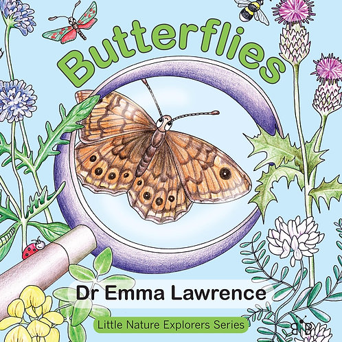 Butterflies by Dr Emma Lawrence