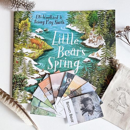 Little Bear's Spring Activity Pack