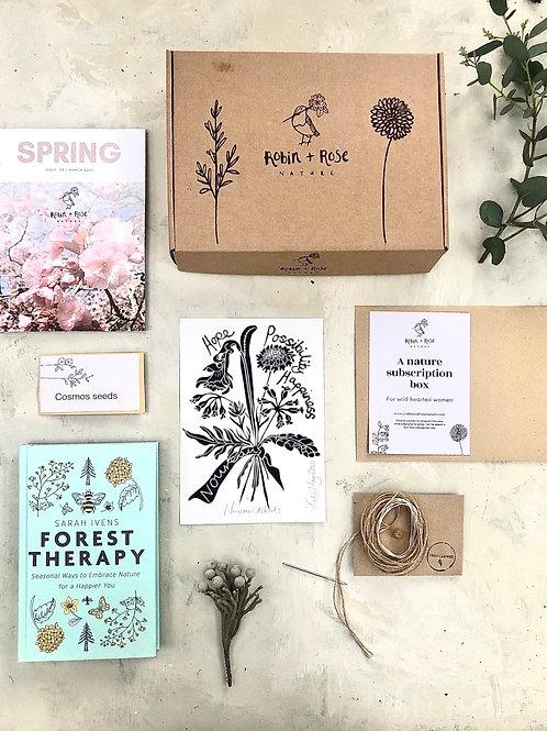 Robin + Rose Spring Box