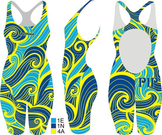 PIP open water club custom kit