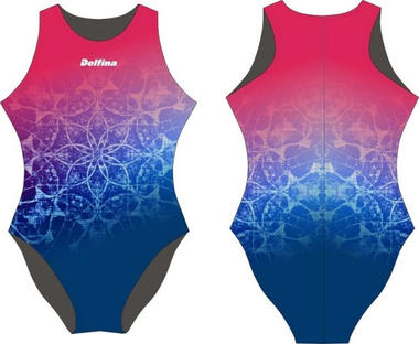 Mandala Delfina Waterpolo Swimsuit