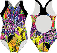 Genova Delfina XBack SF81 Swimsuit