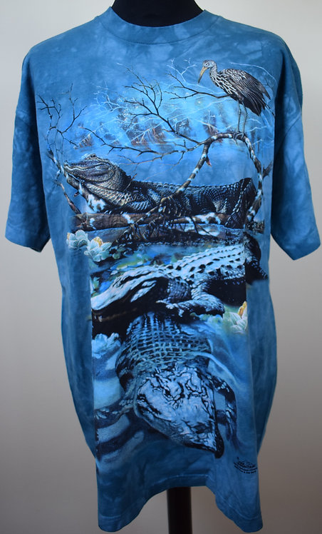 "THE MOUNTAIN T SHIRT ""GATORS"" - ADULT"