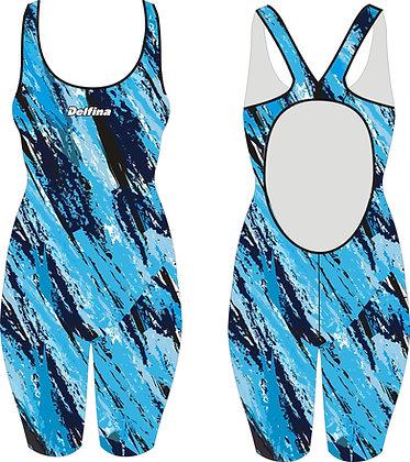 BLUE SHADOW DELFINA OLYMPIC KNEESUIT