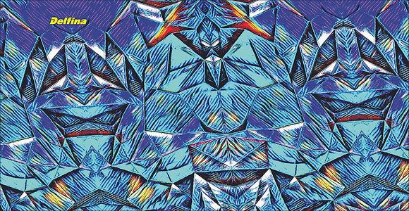 BLUE TRIANGLE DELFINA QUICK DRY TOWELS