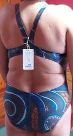 Bladeback swimsuit
