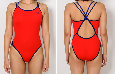 JKUSS SWIMSUIT JC4WGO0505 RED
