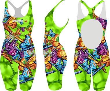 Butterflies Delfina Olympic Kneesuit