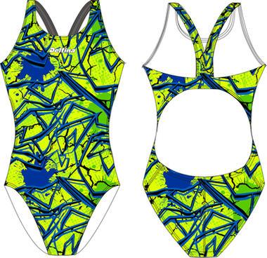 Electric Delfina Bladeback Swimsuit