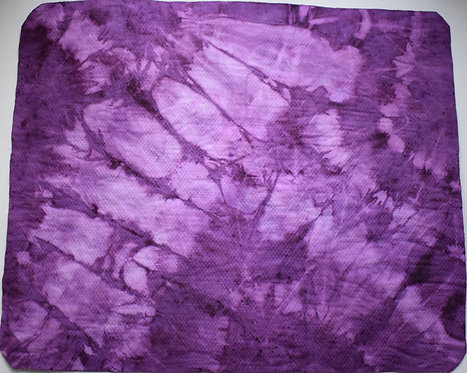 SMALL SHAMMY - PURPLE BUTTERFLY WINGS TIE DYE
