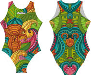 Amazon Delfina Waterpolo Swimsuit