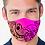 Thumbnail: PINK PAISLEY REUSABLE & WASHABLE FACE MASKS + WASHABLE FILTER