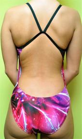 Openback SF3 Swimsuit Back