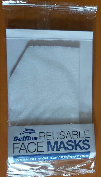PACK OF 10 WASHABLE FILTERS - DO NOT IRON