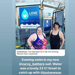Curvy Bathers Delfina Eco Fabric Swimsuit Customer photo (13).jpg