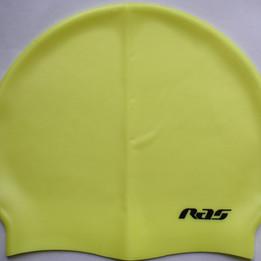 Ras Silicone Swim Cap