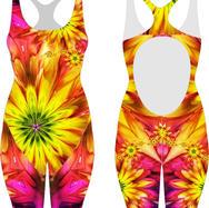Fractal Dasies Delfina Olympic Kneesuit