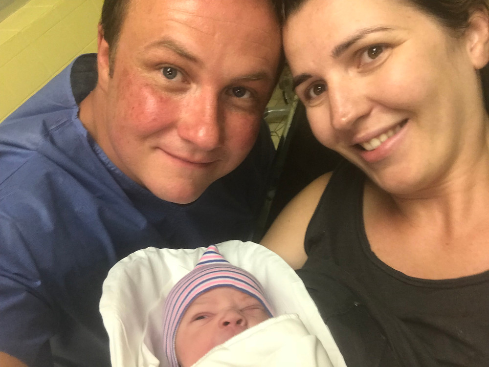 Pôrodný príbeh, nádherný pôrod