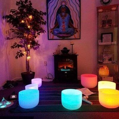 chakra balancing and cleanse