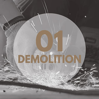 Gridwerkz Interior, demolition contractor pricing. Lowest renovation pricing in singapore.