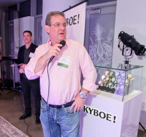 KYBOE! AND ALUMNUS MARC BELL '89 LAUNCH BABSON COLLEGE EDITION WATCH