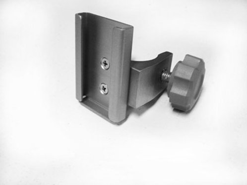 Push Button Rail Mounted Large Slide Bracket