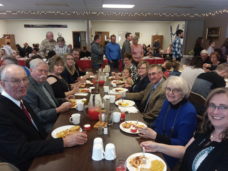 Confirmation Banquet