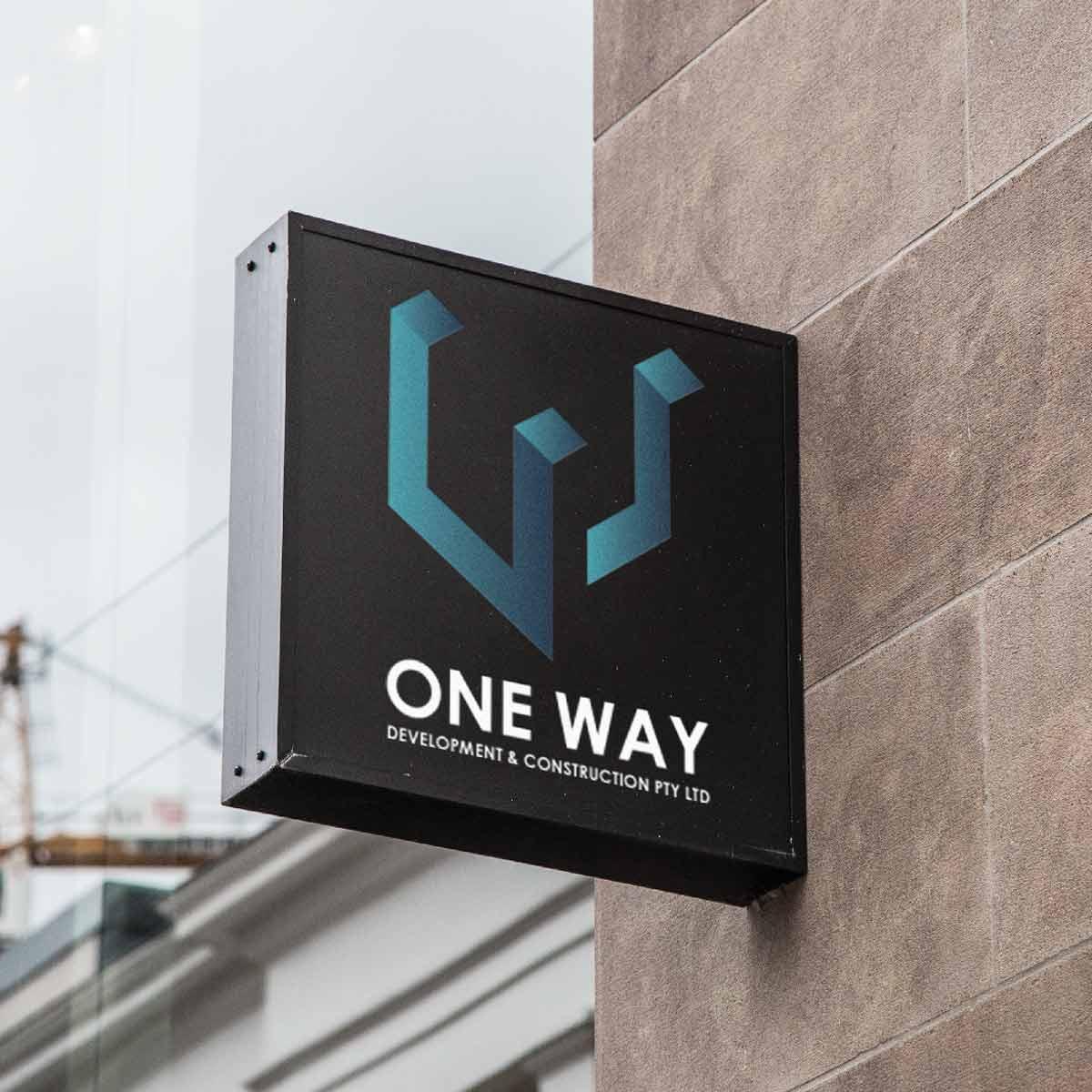 One Way Branding