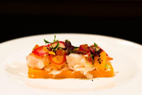 Gala Dinner Food Photography