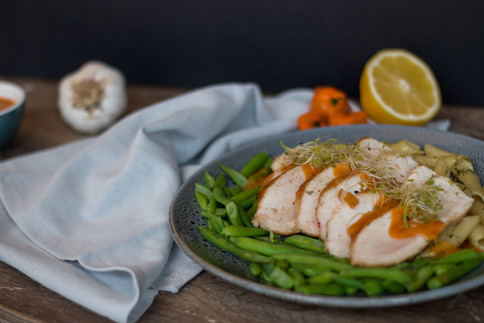 Muscle Diets Meal Photography