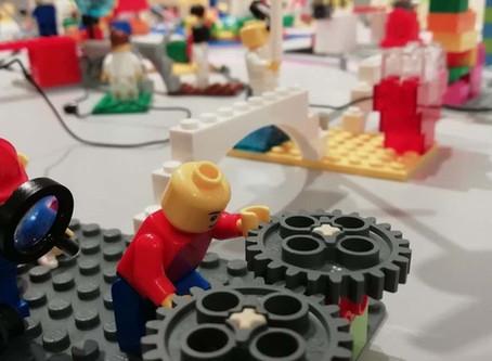 LEGO®SERIOUSPLAY®メソッドと教材活用トレーニング修了認定ファシリテーターになりました。