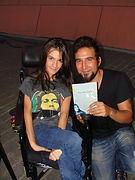 Lorena Bogado y Fito Mansilla