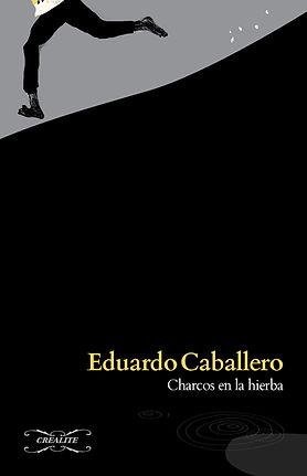 Charcos en la hierba, de Eduardo Caballero