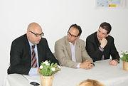 Javier Lillo y Juan José de Lanuza. H&G. Presentación.