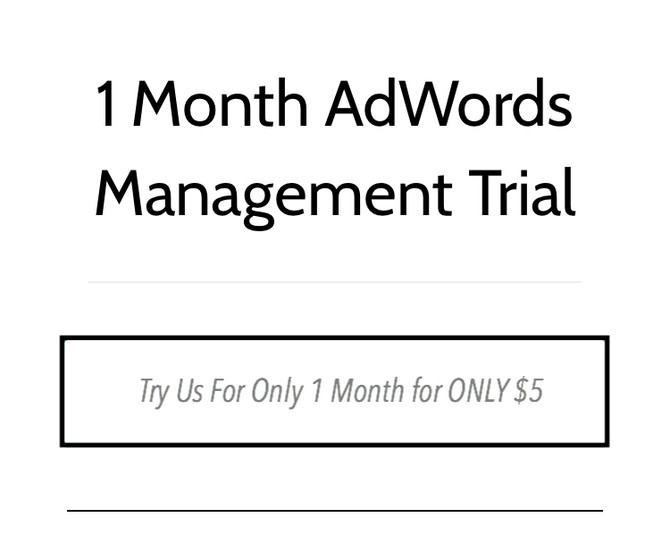 One Of The Most Important Tools In Adwords -- Conversions!