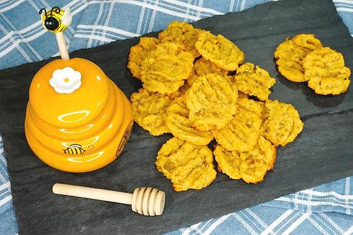 Sweet Potato & Honey Cookies 5oz. Dog Treats