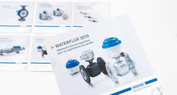 Produkt-Broschüre Sprachadaption (FR)