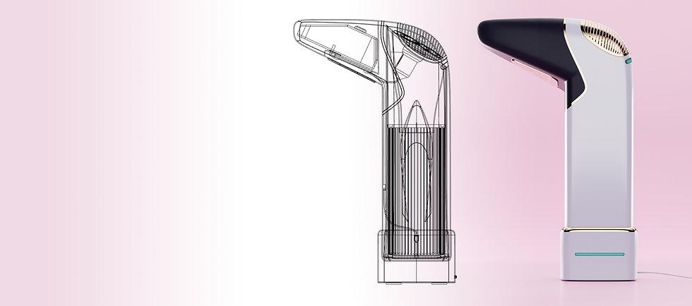 ZUMMARS 3D Leistungen von CAD zum Produktbild