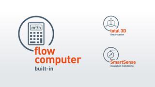 Flow-Computer-, Total-3D- und SmartSense-Icon